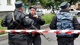 """Атентат в стил """"Ал Кайда"""" в Дагестан"""