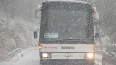Пътнически автобус катастрофира на пътя Русе-Бяла