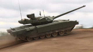 Русия разполага с най-много танкове в света