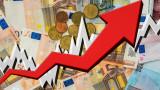 Индексът на бизнес активността в еврозоната подобри 15-годишен рекорд