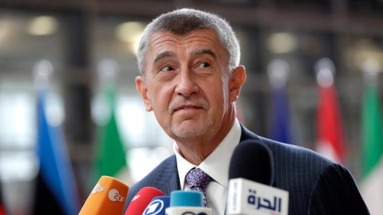 Чехия иска България възможно най-скоро в Шенген