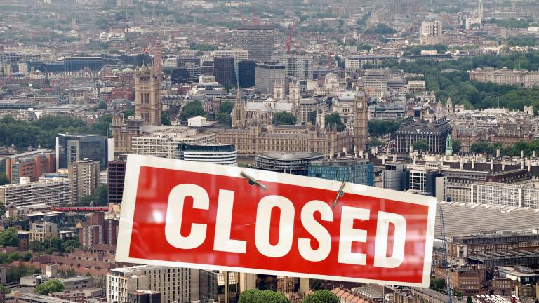 Жертвите на Ковид-19 във Великобритания достигнаха 48 000
