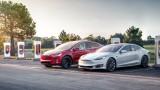 Tesla намали цените на автомобилите си Model S и Model X