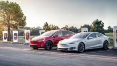 Tesla изпревари Mercedes по продажби в САЩ и гледа към BMW