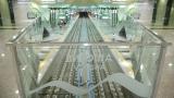 """Метростанция """"Витоша"""" е почти готова. Ето как изглежда в завършен вид (СНИМКИ)"""