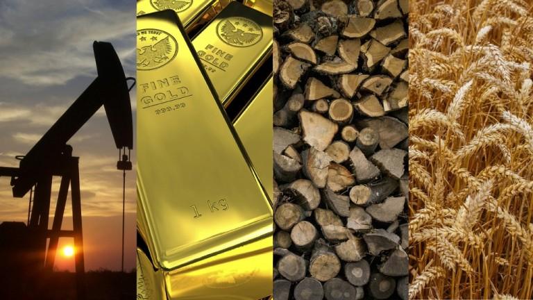 Кои са най-печелившите и най-губещите суровини от началото на 2020-а?