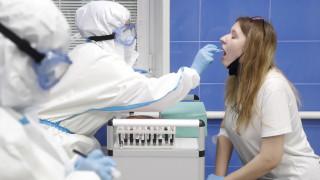 Вече над 440 хил. заразени с новия коронавирус в Русия