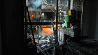 Експлозия разтърси жилищна сграда в Аржентина