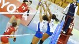 Знаменит обрат на младите български волейболистки срещу Куба