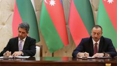 Дъщерята на президента на Азербайджан се разведе