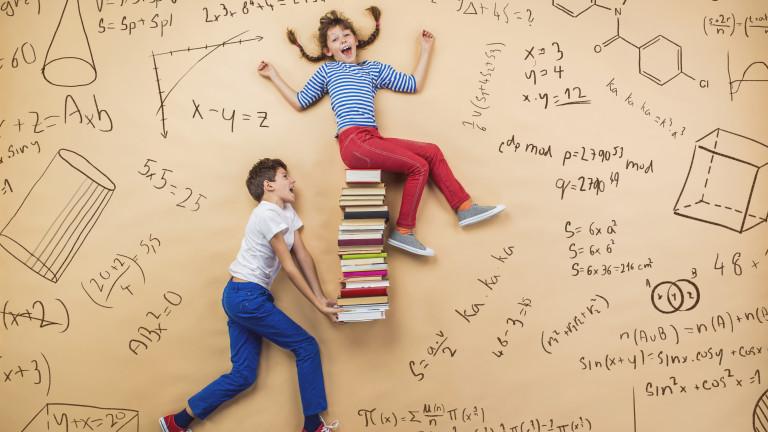 Как децата да заобичат науката