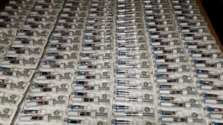 """Хванаха контрабандист с лекарства за над 120 000 лева на МП """"Лесово"""""""
