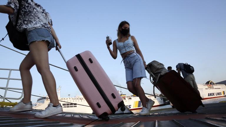 Отменени резервации сложиха ранен край на туристическия сезон в Гърция