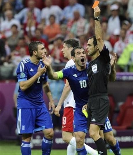 Евро 2012 започна с лудо реми