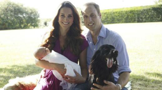 Кейт Мидълтън нае 71-годишна бавачка за малкия принц