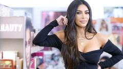 Защо Ким Кардашиян изглежда толкова добре без сутиен