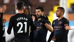 Манчестър Сити с нова крачка към титлата във Висшата лига