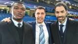 Кирил Евтимов проведе разговор с две бивши звезди на Челси