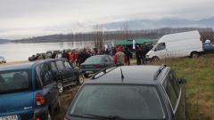 Отделни протести на рибари срещу ВЕЦ и бракониерството