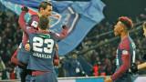 УЕФА наложи тежки санкции на Пари Сен Жермен