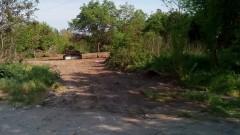 """Въпреки забраните заравниха нов терен в парк """"Бедечка"""""""