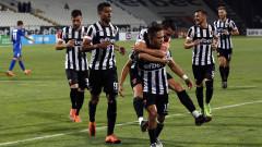 Локомотив (Пловдив) - Етър 0:0 (Развой на срещата по минути)