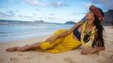 Никол Шерцингер, Хаваи и кое е любимото занимание на певицата
