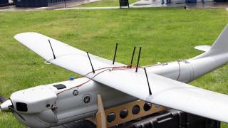 Руски дрон падна в Донбас