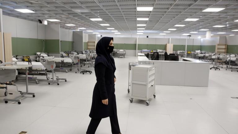 Министерството на здравеопазването на Иран съобщи, че починалите от коронавирус