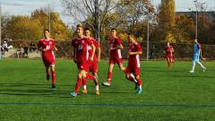Юношите на ЦСКА до 16 години бият с 8:1