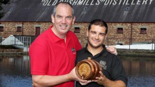 Българин спечели световния уиски конкурс на Bushmills