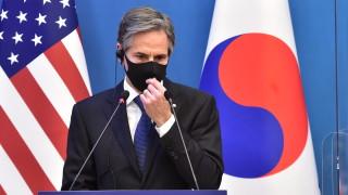 САЩ ще намали заплахата от КНДР, но разчита и на Китай