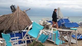 Седем са жертвите на Халкидики от летните бури