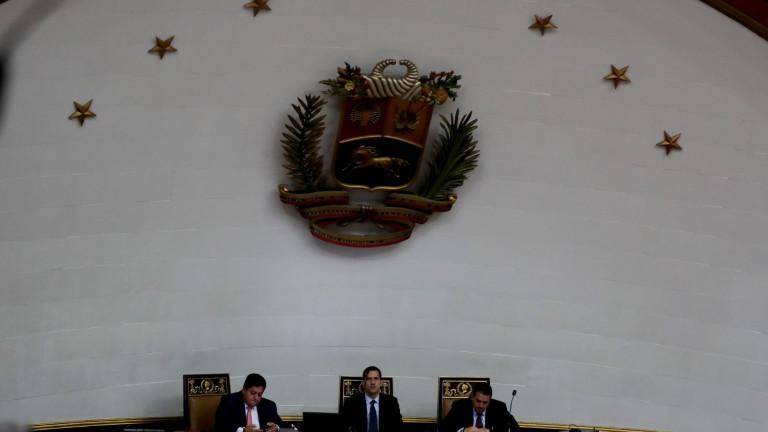 Тръмп телефонира на Гуайдо и го поздрави за встъпването му в длъжност