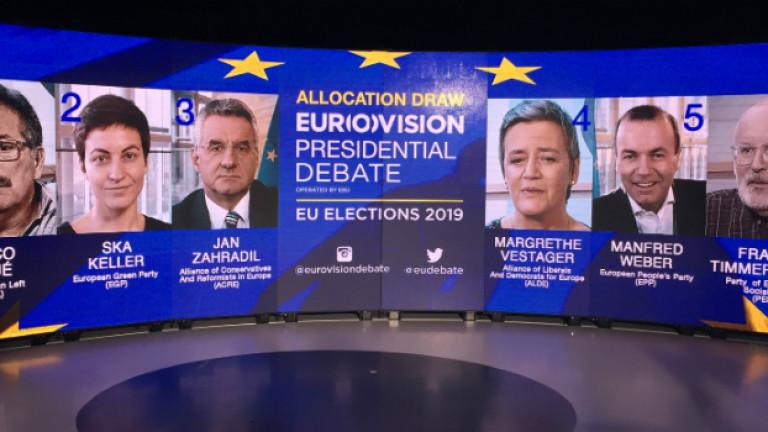Следващата седмица Европа ще реши своята съдба за следващите пет