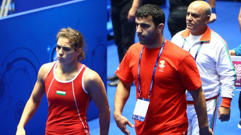 Българската федерация по борба ще награди най-добрите си състезатели и