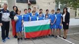 """Асоциация """"Докосни дъгата"""" и родни футболни клубове протегнаха ръка на българските училища в Молдова"""