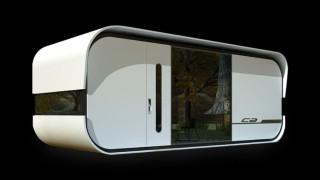 Един модерен дом на бъдещето