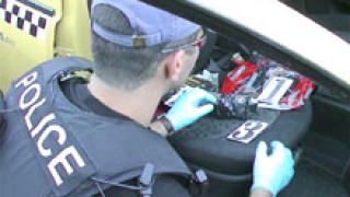 Наркодилър заловен при спецакция в София