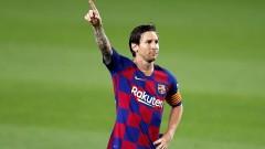 Барса победи Леганес, Меси вкара 69-ия гол за отбора в Ла Лига и 699-ия в кариерата си