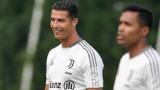 Алегри увери: Кристиано остава в Ювентус