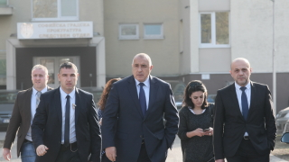Борисов не вижда в ГЕРБ по-подготвен човек за премиер от себе си