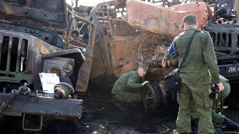Конфликтът в Донбас премина в