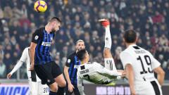 """Интер """"подари"""" шеста поредна победа на Ювентус в Серия """"А"""""""