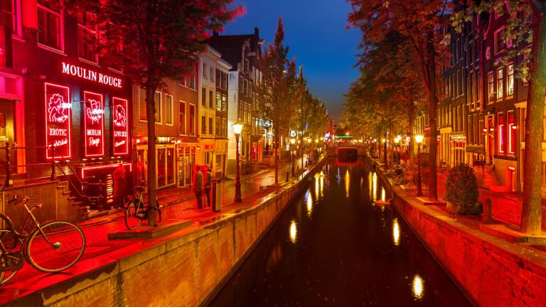 Ах, Холандия - държава с огромна история и култура, красива