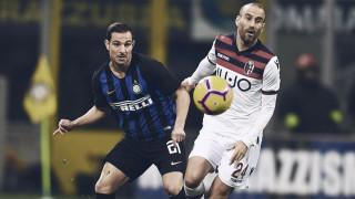 """Интер загуби и от Болоня, бурни освирквания на """"Сан Сиро"""""""