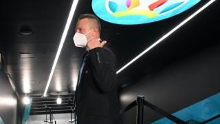 УЕФА награди българския лекар, участвал в спасяването на Ериксен