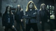 Гощават Megadeth с кисело мляко