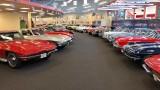 Най-големия колекционер на мускулести коли в света пуска 200 модела на аукцион