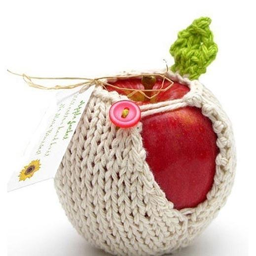 Да облечем....ябълка